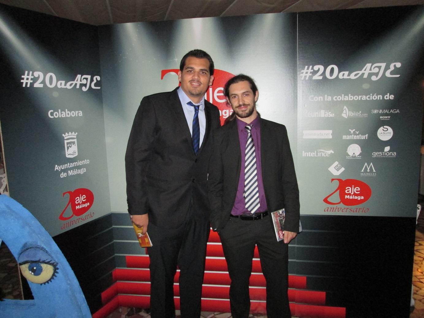 Gala 20 aniversario de AJE Málaga. Innovación, desarrollo de producto, ingeniería, I+D+i