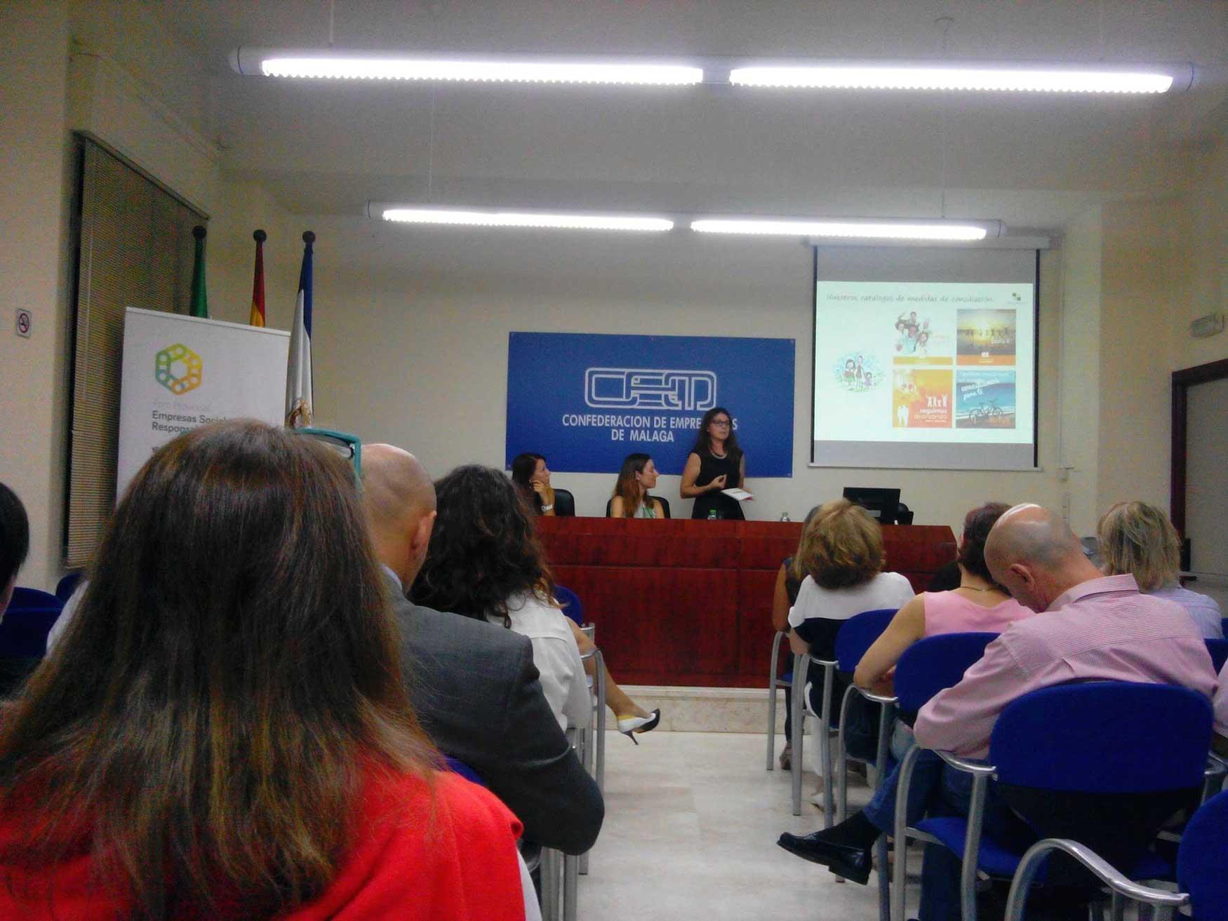 Métrica6 participa en un encuentro de Responsabilidad Social Empresarial, desarrollo de producto, innovación, ingeniería, RSE