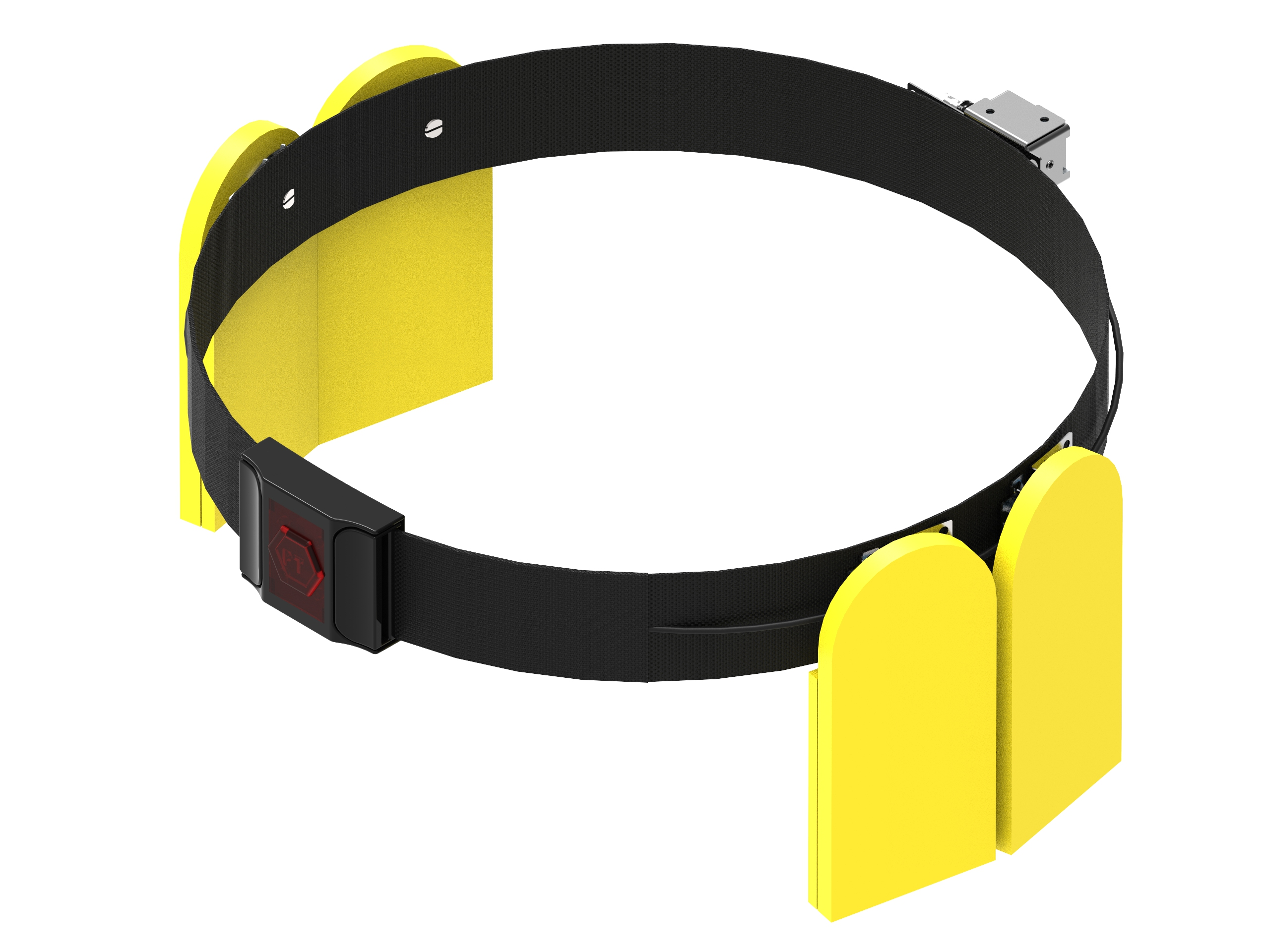 Cinturón `protector de impactos en caderas. Innovación, desarrollo de producto, ingeniería, I+D+i