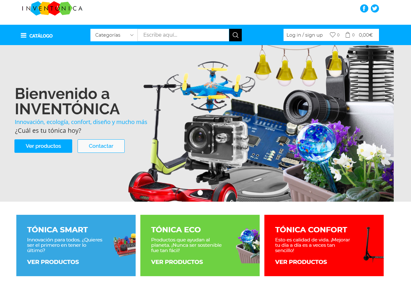 Marketplace INVENTÓNICA