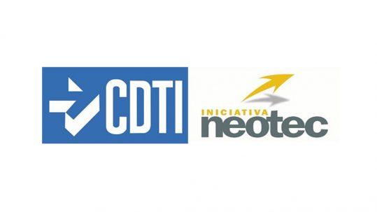 NEOTEC 2020 noticia web Diseño de producto, desarrollo, I+D+i, innovación, ingeniería, consultoría